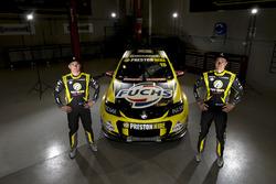 Lee Holdsworth and Karl Reindler, Team 18 Holden