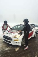 WRC Foto - Max Rendina, la livrea per il Rally di Svezia