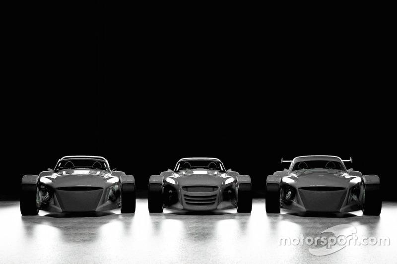 Donkervoort GTO RS, S en R