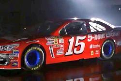 Clint Bowyer, HScott Motorsports throwback