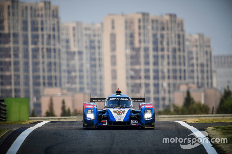4. #27 SMP Racing BR01 Nissan: Maurizio Mediani, Nicolas Minassian, Mikhail Aleshin