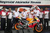 MotoGP Photos - Dani Pedrosa, Repsol Honda Team and Marc Marquez, Repsol Honda Team