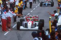 Формула 1 Фото - Айртон Сенна, McLaren