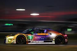 #9 Stevenson Motorsports Audi R8 LMS GT3: Boris Said, Kenny Habul, Tristan Vautier, Dion von Moltke