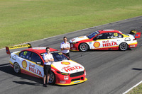 V8 Supercars Photos - Fabian Coulthard, Scott Pye, DJR Team Penske
