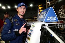 Race winner Ben Kennedy, GMS Racing Chevrolet
