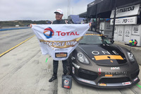IMSA Others Photos - #33 CJ Wilson Racing Porsche Cayman GT4: Daniel Burkett, Marc Miller pole winner