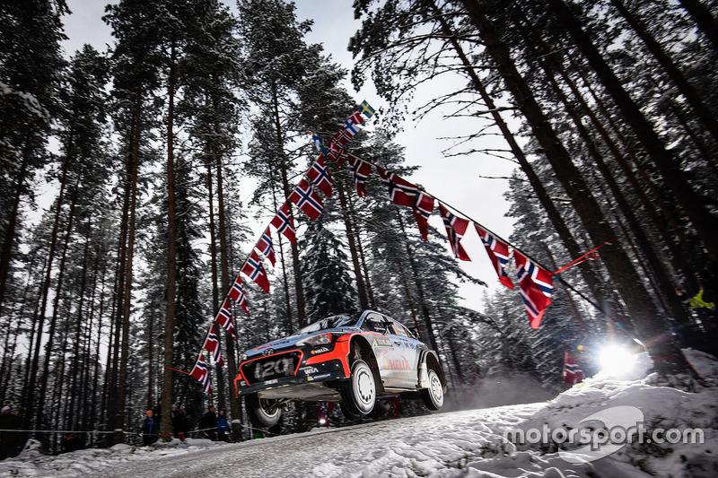 1. Daniel Sordo, Marc Marti, Hyundai i20 WRC, Hyundai Motorsport