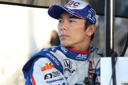 Takuma Sato Aj Foyt