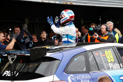 Winner Jason Plato, Subaru Team BMR