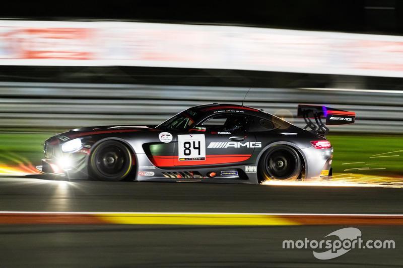 #84 AMG-TEAM HTP Motorsport