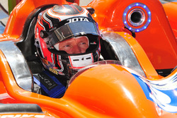 Simon Dolan, G-Drive Racing