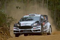Ott Tanak, Raigo Molder, DMACK World Rally Team