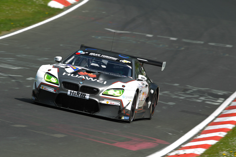 VLN 3: #31 Schubert Motorsport, BMW M6 GT3