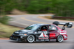 #15 Mitsubishi EVO 8: Tom Wright