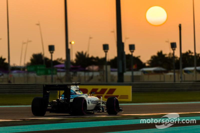 2016: Grand Prix von Abu Dhabi