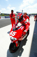 MotoGP Photos - Loris Capirossi, Ducati Team