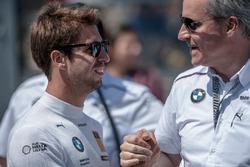 António Félix da Costa, BMW Team Schnitzer, BMW M4 DTM, Jens Marquardt, BMW Motorsport Director