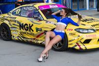 RDS Фото - Toyo girl с машиной Георгия Чивчяна