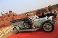 Vintage Photos - 1909 Rolls Royce Silver Ghost