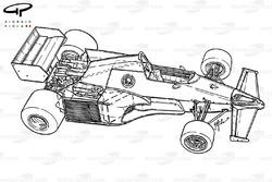 Ferrari 126C3 1983 overview