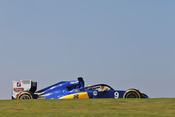 Marcus Ericsson, Sauber C35 with a Halo cockpit cover