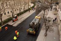 Formula 1 Photos - New asphalt surface
