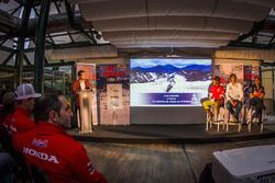 Atmosphere during the presentation
