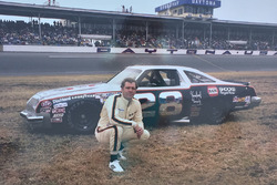 The Orginal livery of Buddy Baker in Darlington 1980