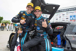 Winners #10 Wayne Taylor Racing Corvette DP: Ricky Taylor, Jordan Taylor