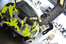 #56 MP1A Lamborghini Hurracan ST driven by Jose Collado of Powersport Racing