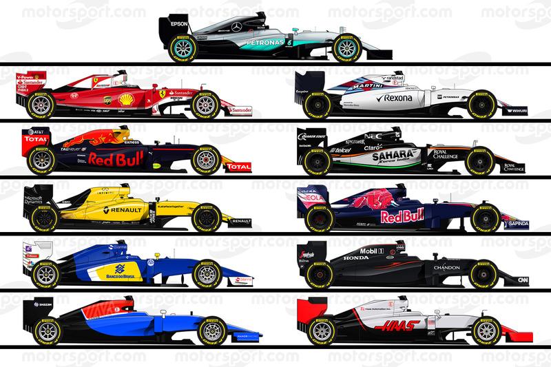 Formación de equipos y asignación de monoplazas F1-2016-f1-car-illustrations-2016-f1-2016-cars