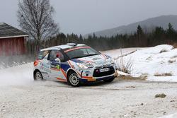 Michel Fabre, Maxime Vilmot, Citroen DS3 R3T
