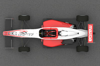 USF2000 Photos - The 2017 USF2000 car
