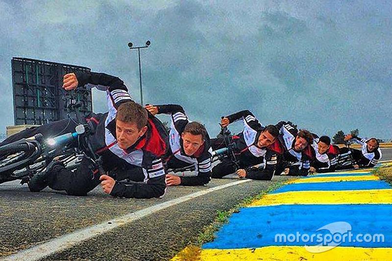 TOYOTA GAZOO Racingのドライバーたち