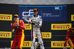 Sergey Sirotkin, ART Grand Prix und Jordan King, Racing Engineering