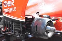 Formula 1 Photos - Ferrari SF16H brake fins, Sochi