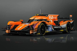 G-Drive Racing livery presentation