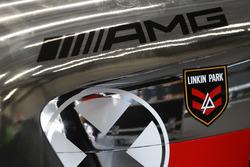 Detail, #00 AMG-Team Black Falcon, Mercedes AMG-GT3: Yelmer Buurman, Maro Engel, Bernd Schneider