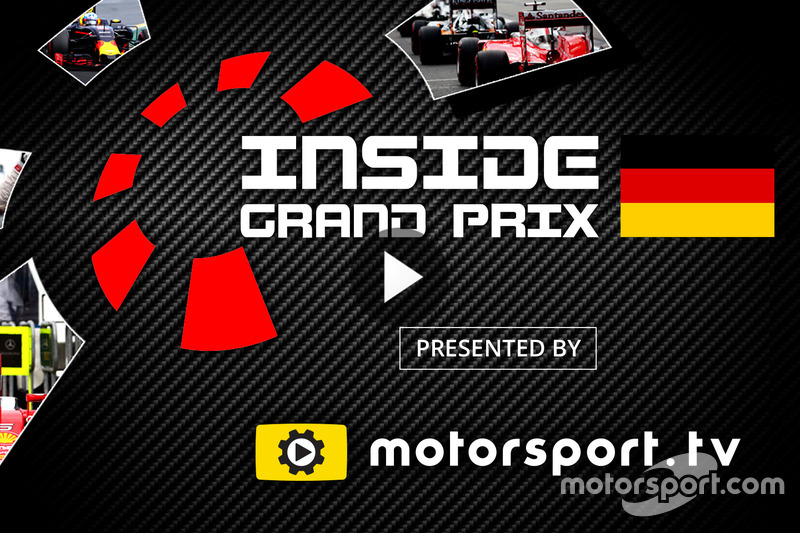 Formula 1 Inside GP: Germany