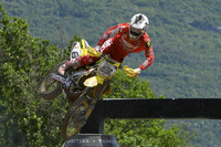 Mondiale Cross MxGP Foto - Ben Townley, Suzuki