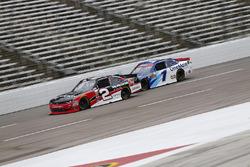 Austin Dillon, Richard Childress Racing Chevrolet, Elliott Sadler, JR Motorsports Chevrolet