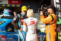 Winner Scott McLaughlin, Garry Rogers Motorsport Volvo