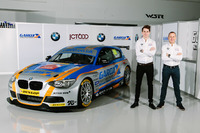 BTCC Photos - Rob Collard and Sam Tordoff, Team JCT600 with GardX BMW 125i Msport