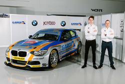 Rob Collard and Sam Tordoff, West Surrey Racing BMW 125i Msport