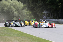 #8 Starworks Motorsports ORECA FLM09: Renger van der Zande, Alex Popow; #20 BAR1 Motorsports ORECA FLM09: Johnny Mowlem, Matthew McMurry