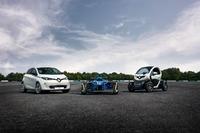 Formula E Photos - Renault e.dams Z.E. 16