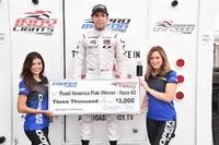 Indy Lights Photos - Polesitter Ed Jones, Carlin