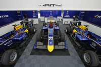 GP3 Photos - Cars of Kevin Joerg, DAMS