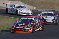 Porsche Photos - Tony Bates, David Reynolds, Dylan O'Keeffe, Sam Walter, Michael Almond, John Goodacre